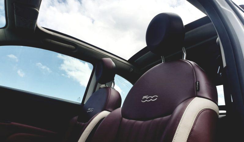 FIAT 500 C 1.2 Lounge Dualogic pieno